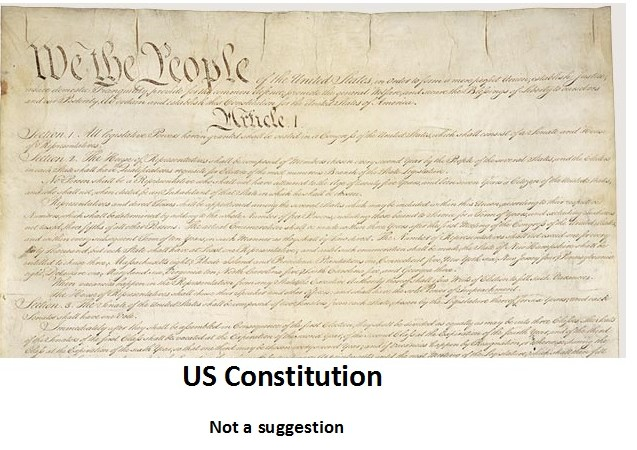 ConstitutionNotSuggestion