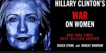 HillaryWarOnWomen