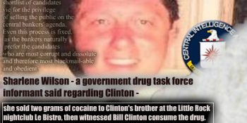 billclintoncocaine