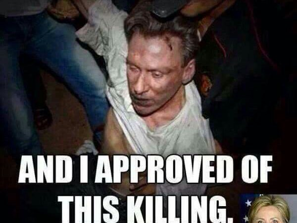 HillaryApprovedKillings